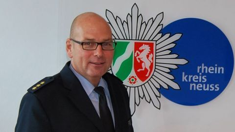 Polizeidirektor Ralf Ohland